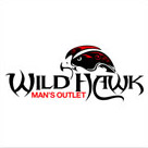 Wild Hawk Advertising Logo Design