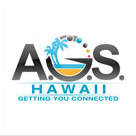 AOS Hawaii  Logo Design