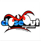 CloseOut Theatre Logo Design