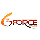 GForceSales Production Logo Design