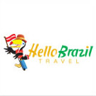 Brazil Travel Logo Design