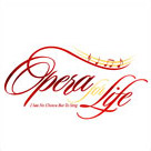 Opera Life Entertainment Logo Design
