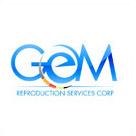 GEM Healthcare Logo Design