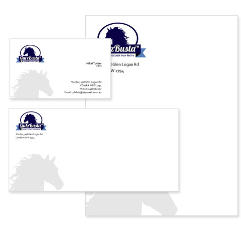 Vet Care  Stationery Design