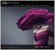 LFK Fashion Web Design
