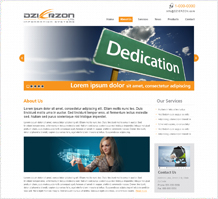 Ozeirzon Technology Web Design
