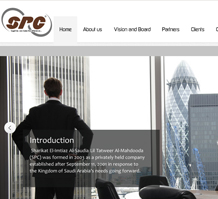 SPC Business Consulting Web Design