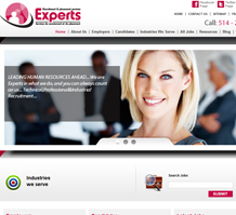Experts Human Resource Web Design