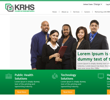 KRHS Technology Web Design